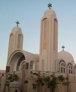 Hurghada-Church